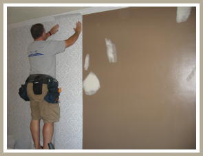 Home Wallpaper Installation Removal FAQ Photo Gallery
